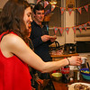 Sierra gets a surprise birthday from her house mates, friends and family on Fat Tuesday 2-28-2017 @ 7 Priscilla Ave, Brighton, MA.  Lisa Blancato Photos