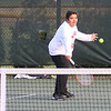 Winnacunnet Warriors at Tuesday's Boys Tennis practice on 4-18-2017 @ WHS.  Matt Parker Photos