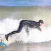 Quinn Parker Surfing at North Hampton State Park on Sunday 4-2-2017. Matt Parker Photos