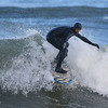 Quinn Parker Surfing at North Hampton State Park on Sunday 4-2-2017. Matt Parker Photos