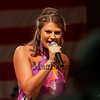 Country Western singer Ayla Brown performs at the Hampton Beach Seashell Stage on Wednesday 7-26-2017, Hampton Beach, NH.  Matt Parker Photos