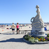 The Lady of the Sea NH Marine Memorial on Sunday 7-30-2017 @ Hampton Beach, NH.  Matt Parker Photos