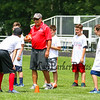 "The New England Patriots Alumni Club in conjunction with York High School presents ""Football For You"", a youth clinc coached by former Patriots players at York High School on Saturday 7-8-2017.  Matt Parker Photos"