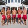 Hampton Beach Lifeguard photo day on Friday 8-11-2017, Hampton Beach, NH.  Matt Parker Photos