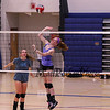 Winnacunnet Girls Volleyball preseason training on Monday 8-21-2017 @ WHS.  Matt Parker Photos