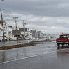 Winter storm at North Beach, Main Beach and North Hampton Beach on and overcast and windy Saturday 3-3-2018, Hampton, NH.  Matt Parker Photos
