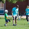 HYA (Hampton Youth Association) K-2 boys Lacrosse practice on Saturday 5-5-2018 @ Sacred Heart School field, Hampton, NH.  Matt Parker Photos