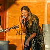 Country Music singer Ayla Brown performs with her band during Country Music Week 2018 at the Hampton Beach Seashell Stage on Wednesday 7-11-2018.  Hampton Beach, NH.  Matt Parker Photos