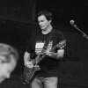Guitar player Sean Compton with the Ayla Brown band at the Hampton Beach Seashell Stage on Wednesday 7-25-2018.  Hampton Beach, NH.  Matt Parker Photos
