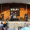 HELP! Beatles Tribute Band performing on the Hampton Beach Seashell Stage sponsored by the Hampton Beach Village District on Tuesday July 3rd, 2018.  Matt Parker Photos