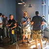 Tributary Brewing Co. Saturday Blues Band on 7-7-2018, Kittery, ME.  Matt Parker Photos