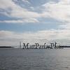 Verrazzano-Narrows Bridge, Staten Island Ferry views, New York City Marathon weekend on Sunday 11-3-2019, New York City, NY.  Matt Parker Photos