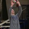 Winnacunnet Boys Volleyball preseason practice on Monday 4-8-2019 @ WHS.  Matt Parker Photos