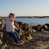 1-1/2 year old twins Oliver and Seamus playing at a small beach on Island Path, Seabrook Hampton Estuary photos on Thursday 9-19-2019, Hampton Beach and Seabrook NH.  Matt Parker Photos