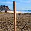 Cross at the Beach