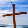 Cross and Beach