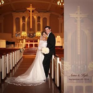 Anna & Kyle's Wedding - Dallas Texas 001