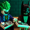 Gaming Night with Batman & Joker