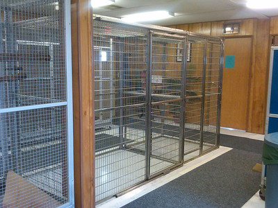 Custom Sloth Cages for the Columbus Zoo