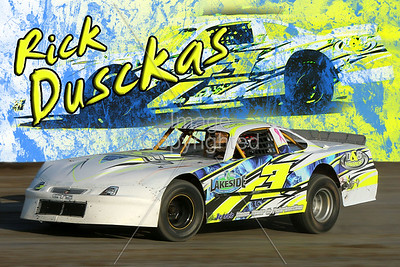 Rick Dusckas Autograph draft - 1