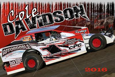 Davidson Cole Autograph Draft - 1