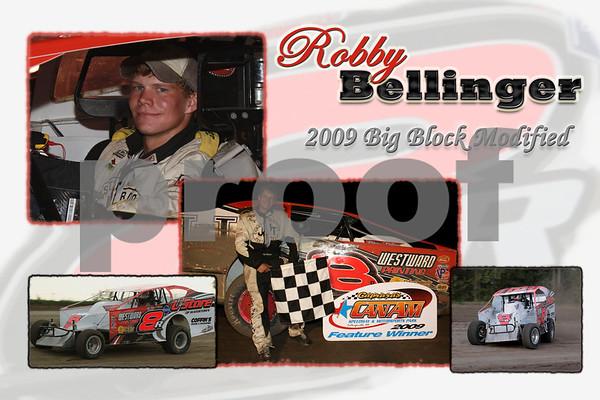 Bellinger, Robby 20x30 custom