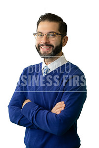 Christopher Dorsaneo, 37, Co-founder/executive chef/COO, lloyd Products Inc.