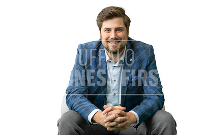Matthew Pelkey, 34, Partner/program director , Colligan Law LLP/UB Entrepreneurship Law Center