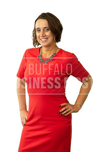 Cassandra Davis, 39, Vice president of ambulatory services and population health, Erie County Medical Center