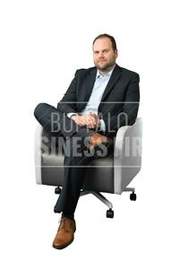 Luke Johnson, 35, Associate vice president, design leader, CannonDesign