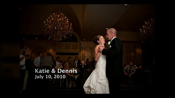 Katie & Dennis