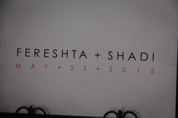 Fereshta & Shadi  - Coming Soon