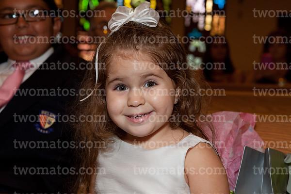 Lola's Baptism