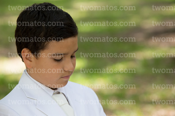 Antonio's Communion