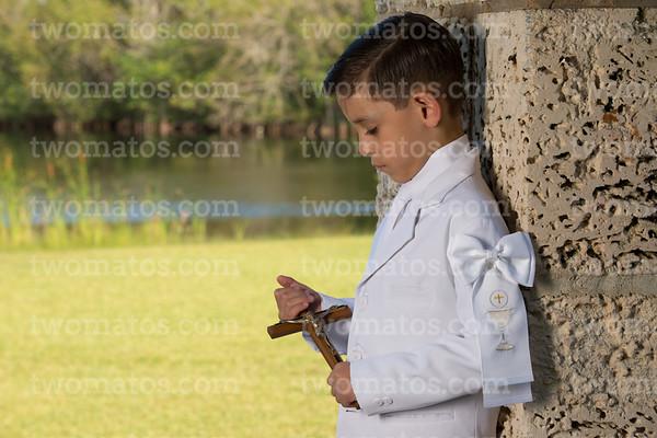 Brandon's Communion