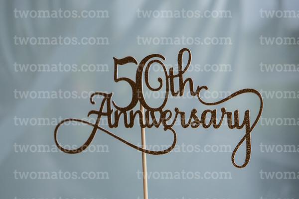 Hernandez 50th Anniversary