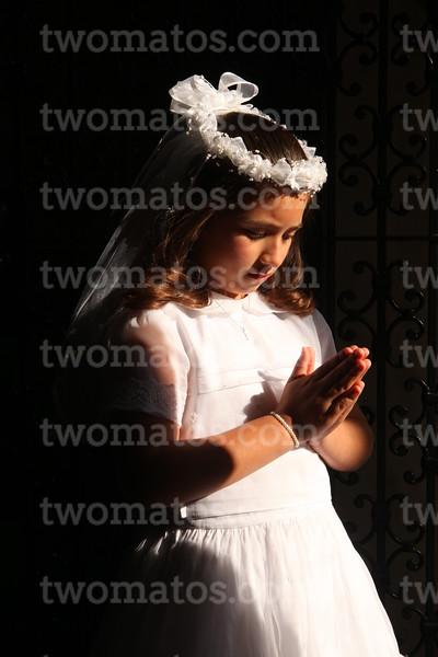 Isabella's Communion