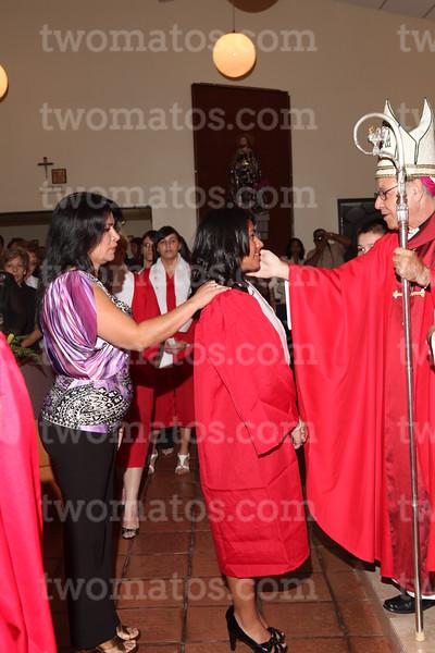San Lazaro Confirmation