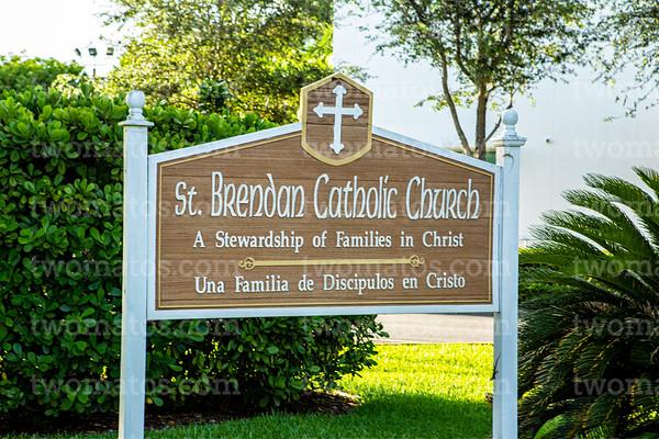 St. Brendan RCIA Sacraments Mass