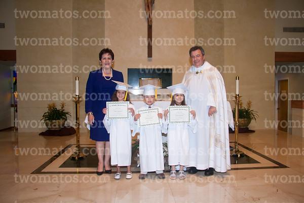 2013 KInder Graduation
