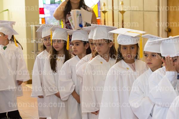 2016 Kinder Graduation