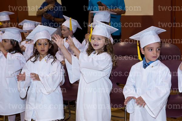 2017 Kinder Graduation