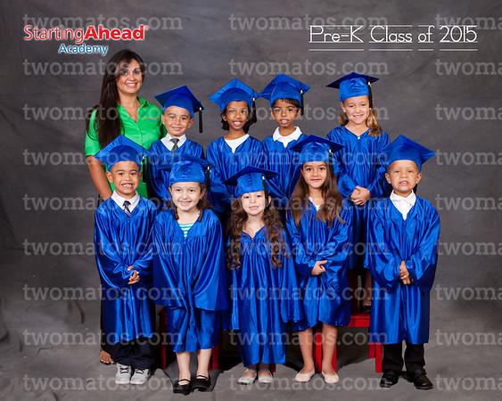 2015 PK Graduation