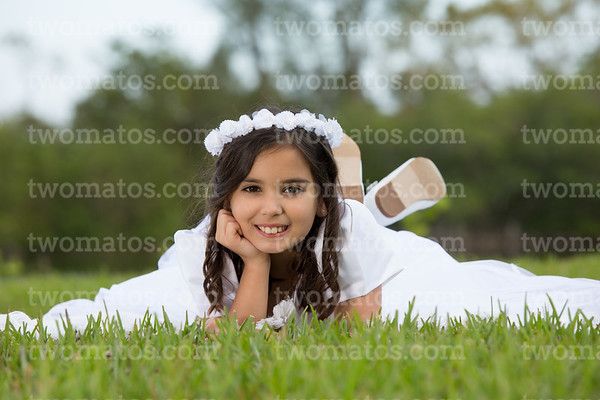 Julia's First Communion