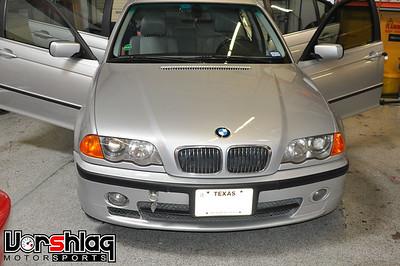 Andrea's 2001 330i