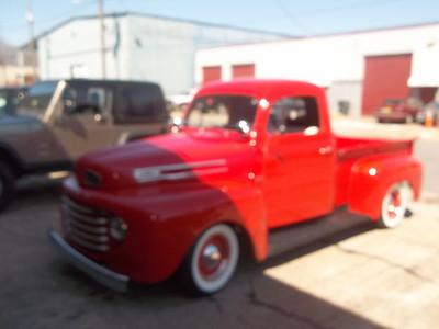 50 Ford Truck Jim