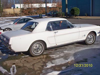 66 Mustang - Raymond