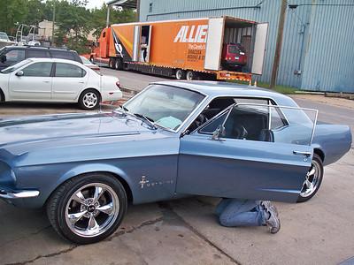 67 Mustang - George