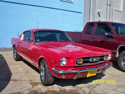 66 Mustang GT - Stephen