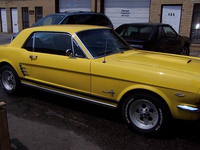 66 Mustang - Tim